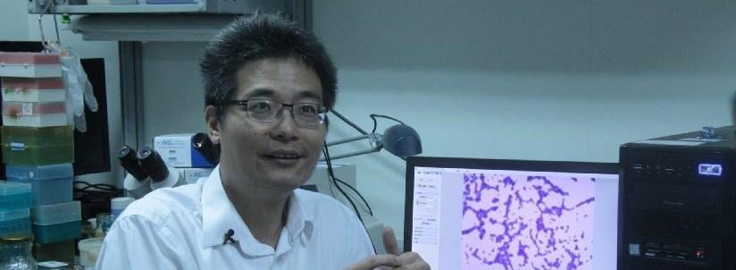 慈濟大學陳俊堯老師推廣科學知識,連小朋友也認識「細菌好朋友」!(20180920)