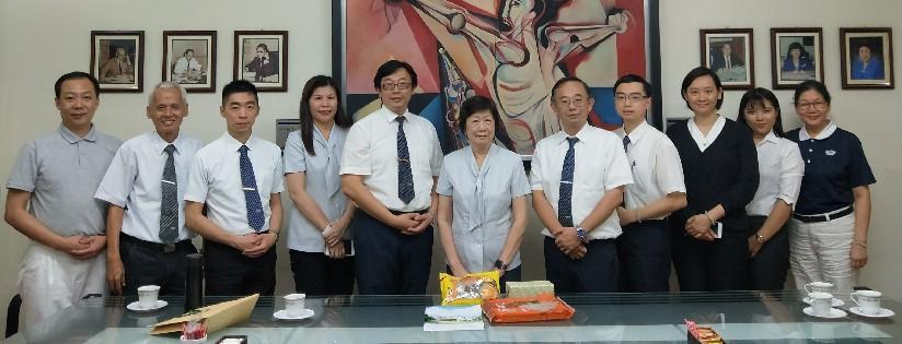 慈濟大學新南向海外拓點創新猷,國際華語教育2.0正式啟動。(20181213)