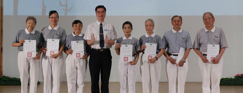 臺南慈濟高中舉辦成果發表會,才藝展演引領觀眾進入美好的饗宴。 (20190625)