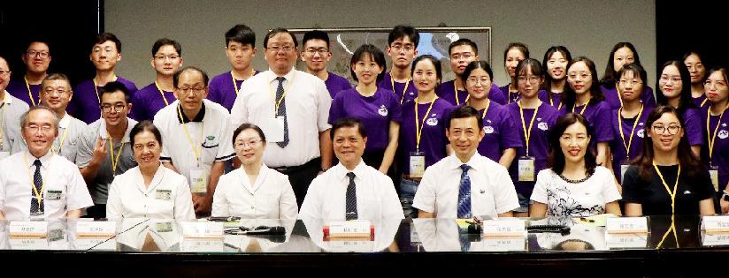 培育中醫優秀青年,慈濟大學與南京中醫藥大學共同為中醫藥傳承合作與交流 。 (20190826)