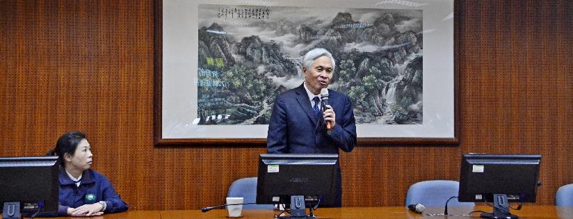 慈濟人文講座~教育志業執行長王本榮教授暢談與時俱進培育人才的教育理念。(20191112)