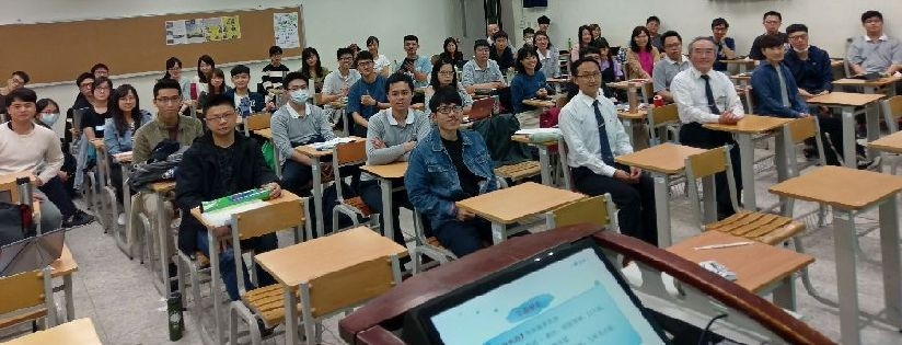 慈大後中醫3/23開始報名~後中醫學系教育有成,呂秉勳醫師返校授課。(20200326)
