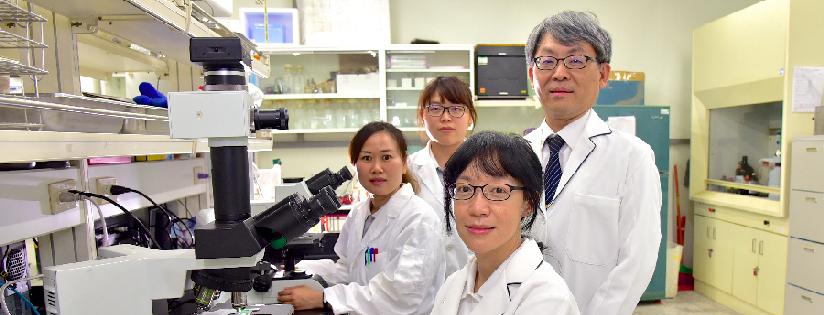 慈大顏瑞鴻教授研究團隊,為癌症的治療提供新方向。(20200417)