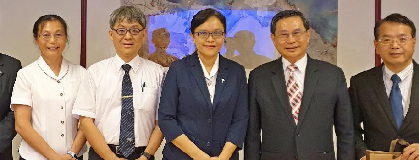 培育台灣生技人才~慈大邀請生技中心到校座談。(20200918)